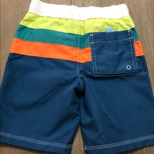 Gymboree Swim - Boys Gymboree 5T Boardshorts Swimsuit